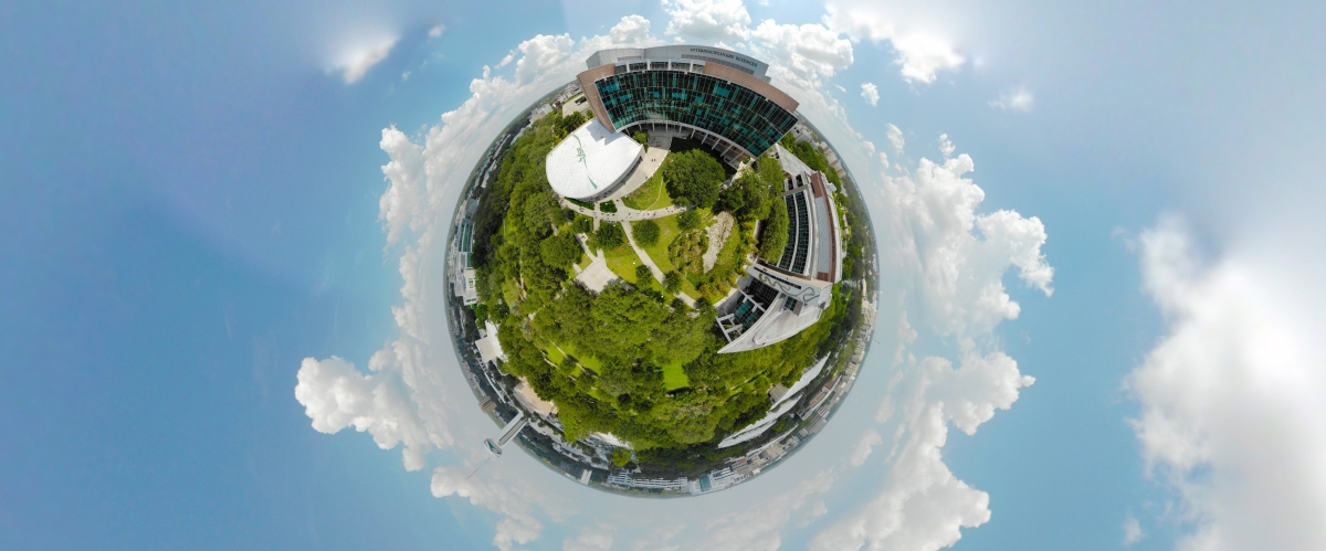 How to edit and share 360 photos